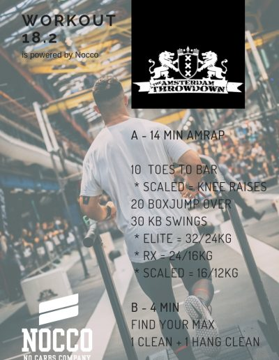 Qualifier Workout 18.2
